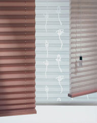 Pleated Blinds Poratbello Select Interiors