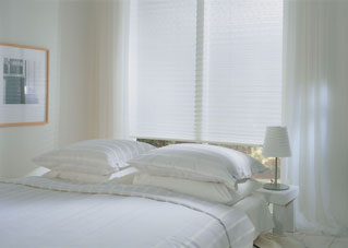 Pleated Blinds Portabello