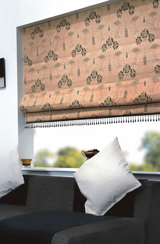 Roman Blinds Portabello Blinds Curtains Amp Fabrics