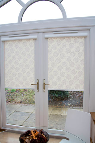 Intu Screwless Blind Systems Portabello Blinds